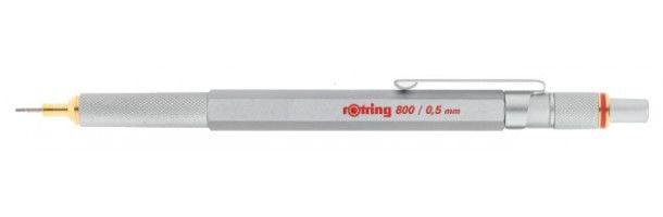 Карандаш механический Rotring 800 1854233 0.5мм серебристый