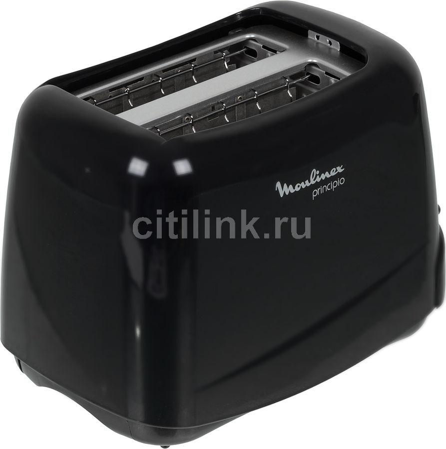 Тостер MOULINEX TT1102,  черный [1500578228]