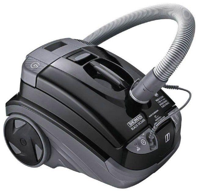 Моющий пылесос THOMAS Black Ocean Premium Twin T2, 1700Вт, черный