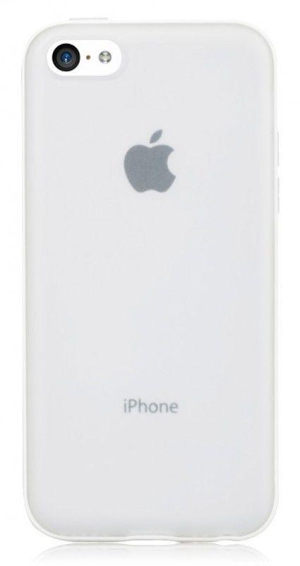 Чехол (клип-кейс) GGMM Sports-5C, для Apple iPhone 5c, белый [ipc00501]