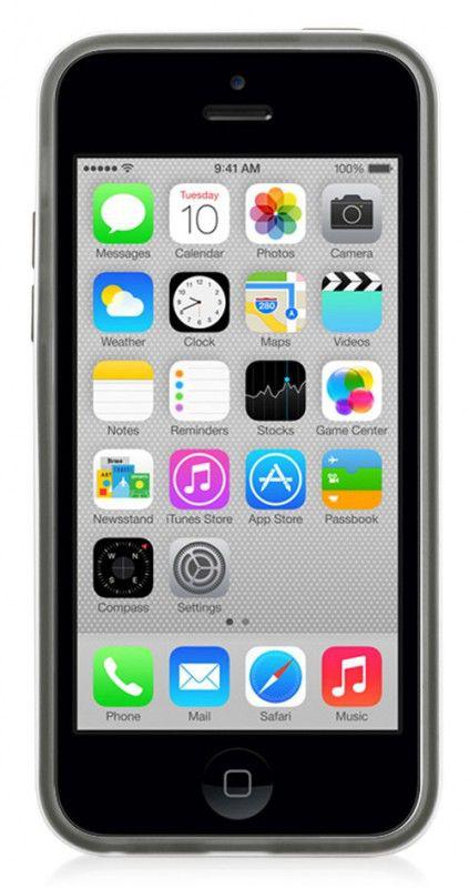 Чехол (клип-кейс) GGMM Sports-5C, ipc00502, для Apple iPhone 5c, черный