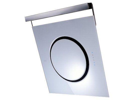 Вытяжка каминная Elica Om WH/F/80 Touch Screen белый управление: сенсорное (1 мотор)