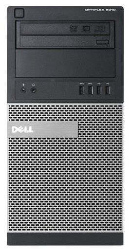 Компьютер  DELL Optiplex 9020 SFF,  Intel  Core i5  4570,  DDR3 4Гб, 500Гб,  Intel HD Graphics 4600,  DVD-RW,  Windows 7 Professional,  черный и серебристый [x9020sffbto508]