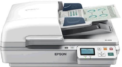 Сканер EPSON WorkForce DS-6500N [b11b205231bt]