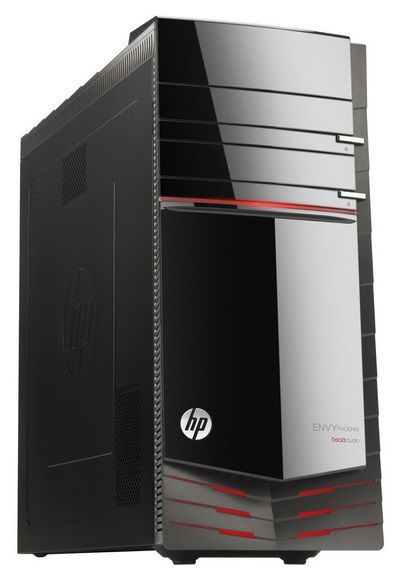 Компьютер  HP ENVY Phoenix 810-001er,  Intel  Core i7  4770,  DDR3 8Гб, 2Тб,  128Гб(SSD),  nVIDIA GeForce GTX 645 - 2048 Мб,  DVD-RW,  Windows 8,  черный [d7f33ea]