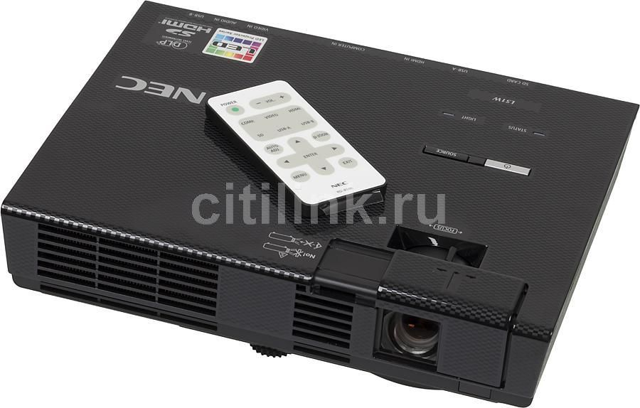 Проектор NEC L51W черный [l51w (l51wg)]