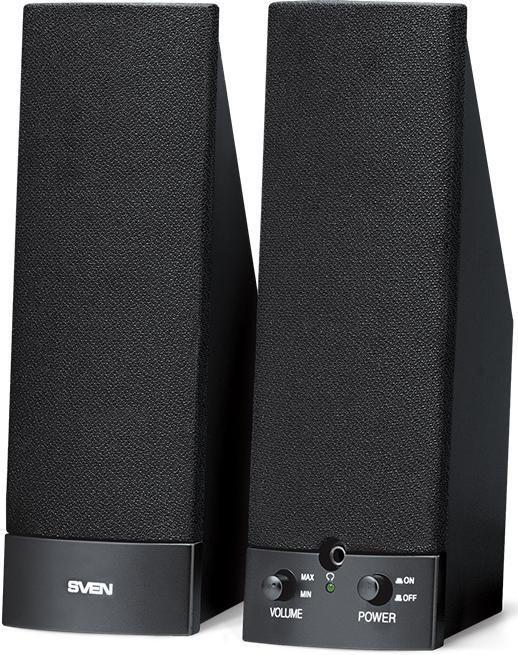 Колонки SVEN 310,  черный [sv-0110310bk]