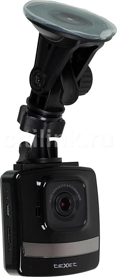 Видеорегистратор TEXET DVR-604 черный