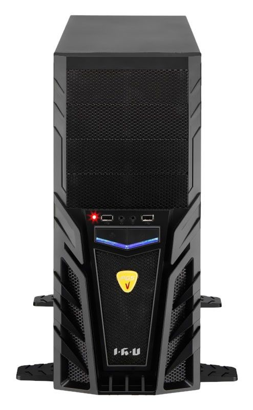 Рабочая станция  IRU Ergo 810,  Intel  Xeon  E3-1270 v3,  DDR3 16Гб, 1000Гб,  nVIDIA Quadro K600 - 1024 Мб,  DVD-RW,  Windows 7 Professional,  черный