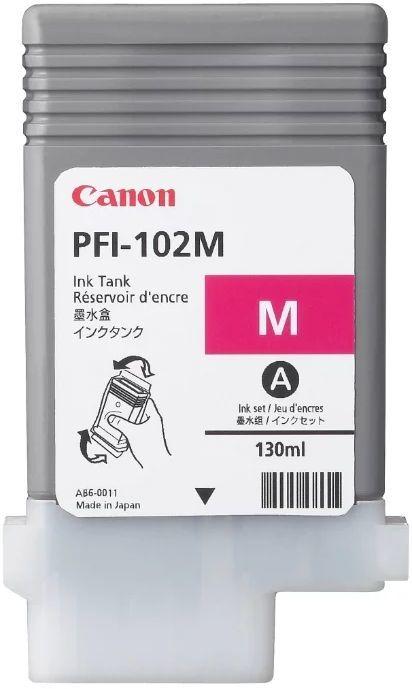 Картридж CANON PFI-102M пурпурный [0897b001]