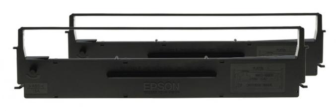 Набор картриджей EPSON C13S015450BA черный