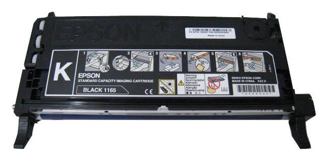 Картридж EPSON C13S051165 черный