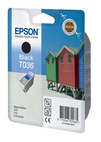 Картридж EPSON C13T03614010 черный