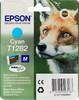Картридж EPSON T1282 голубой [c13t12824011] вид 1