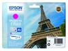 Картридж EPSON C13T70234010 пурпурный вид 1
