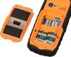 Мобильный телефон TEXET TM-510R  черный/оранжевый вид 6