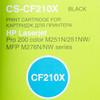 Картридж CACTUS CS-CF210X черный вид 2