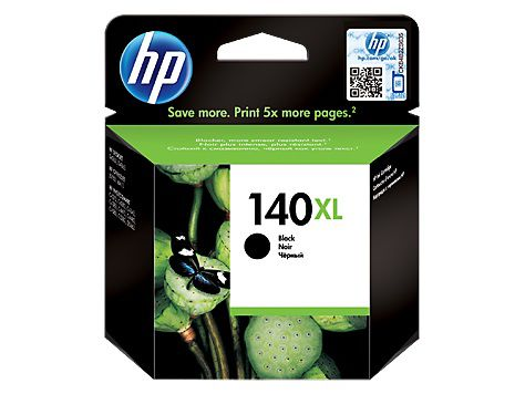 Картридж HP 140XL CB336HE,  черный [cb336he/bl]