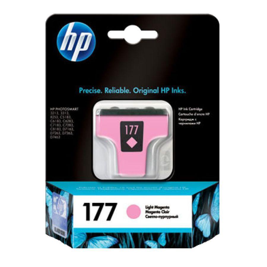 Картридж HP 177 C8775HE/BL светло-пурпурный