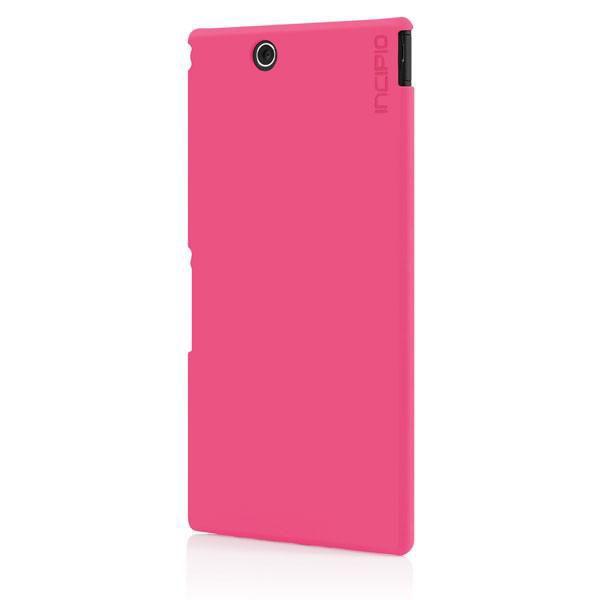 Чехол (клип-кейс) INCIPIO Feather (SE-229), для Sony Xperia Z Ultra, розовый
