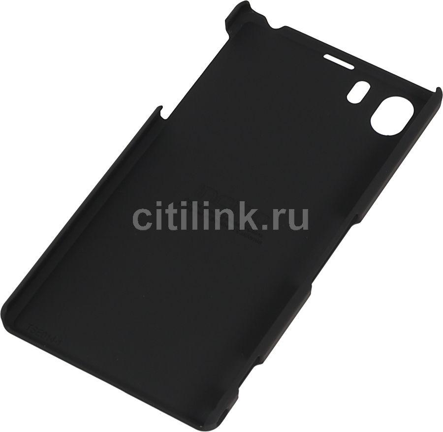 Чехол (клип-кейс) INCIPIO Feather (SE-244), для Sony Xperia Z1, черный