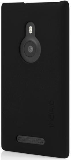 Чехол (клип-кейс) INCIPIO Feather (NK-170-BLK), для Nokia Lumia 925, черный