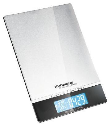 Весы кухонные REDMOND RS-M722,  серебристый