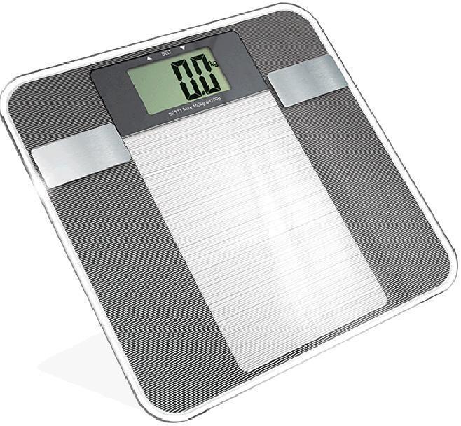 Напольные весы REDMOND RS-726, до 150кг, цвет: серебристый