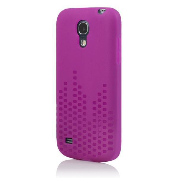 Чехол (клип-кейс) INCIPIO Frequency (SA-420), для Samsung Galaxy S4 mini, розовый