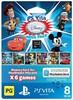 Игровая консоль SONY PlayStation Vita Wi-Fi, черный вид 10