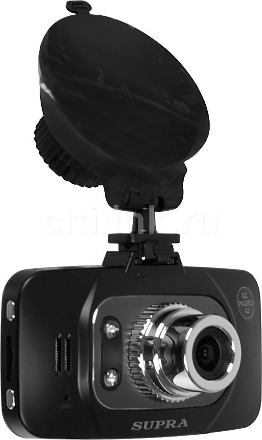 Видеорегистратор SUPRA SCR-535 черный