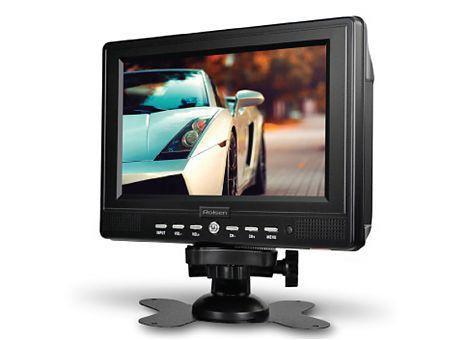 Автомобильный портативный телевизор ROLSEN RCL-700,  7
