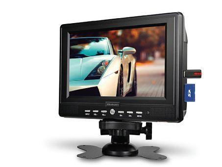 Автомобильный портативный телевизор ROLSEN RCL-700U,  7