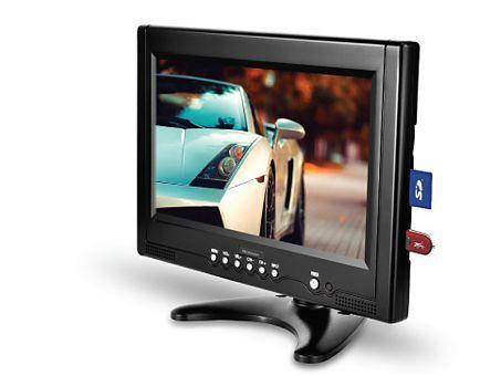 Автомобильный портативный телевизор ROLSEN RCL-900U,  9
