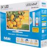 LED телевизор BBK Mandarina LED2494F
