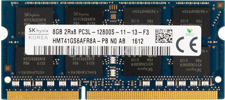 Модуль памяти HYNIX HMT41GS6AFR8A DDR3L -  8Гб 1600, SO-DIMM,  OEM,  original
