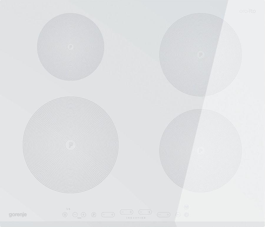 Варочная поверхность GORENJE IT641-ORA-W,  индукционная,  независимая,  белый