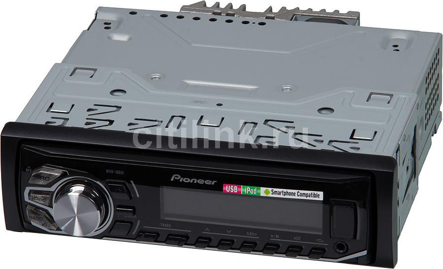 Автомагнитола PIONEER MVH-160UI,  USB