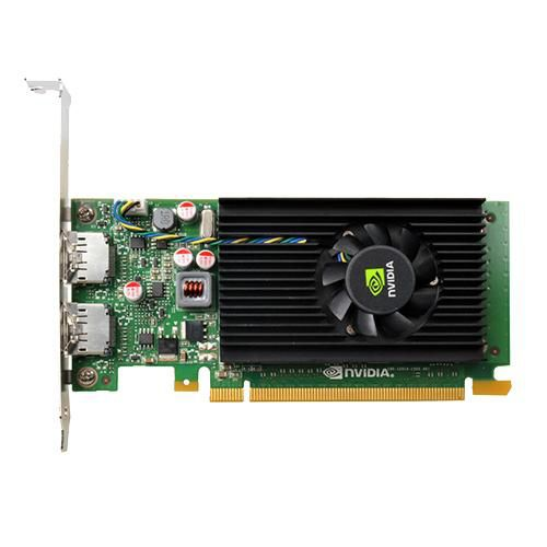 Видеокарта DELL Quadro NVS 310,  512Мб, DDR3, Low Profile,  oem [490-bchm]