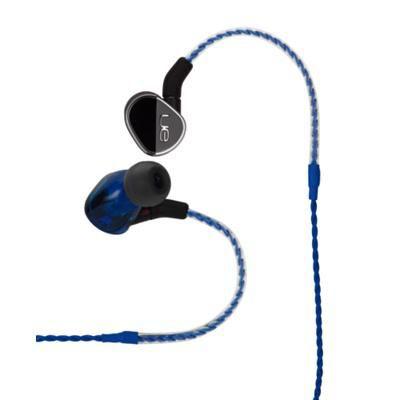 Наушники с микрофоном LOGITECH UE 900,  985-000382,  вкладыши, черный  / синий
