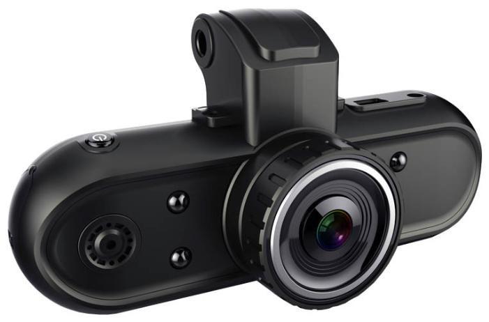 Видеорегистратор SUPRA SCR-780 черный