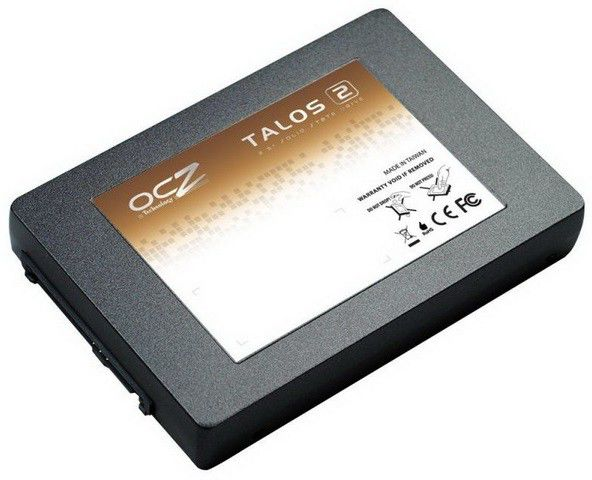 Накопитель SSD OCZ Original SAS 960Gb TL2CSAK2G2M1X-0960 Talos 2 2.5