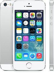 Смартфон APPLE iPhone 5s MF353ZP/A  16Gb, серебристый