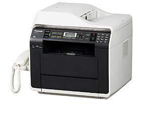 МФУ лазерный PANASONIC KX-MB2230RU,  A4,  лазерный,  белый