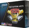 Материнская плата ASROCK FM2A55M-VG3 Socket FM2, mATX, Ret вид 6