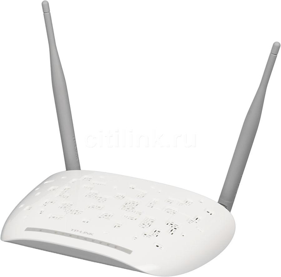Беспроводной роутер TP-LINK TD-W8968,  ADSL2+