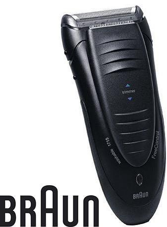 Электробритва BRAUN Series 1 170S,  черный