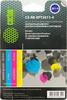 Заправочный комплект CACTUS CS-RK-EPT2611-4, для Epson, 120мл, многоцветный вид 1
