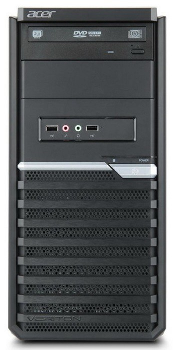 Компьютер  ACER Veriton M2611G,  Intel  Core i7  3770,  8Гб, 1Тб,  Intel HD Graphics - 2048 Мб,  DVD-RW,  CR,  Free DOS [dt.vgxer.005]
