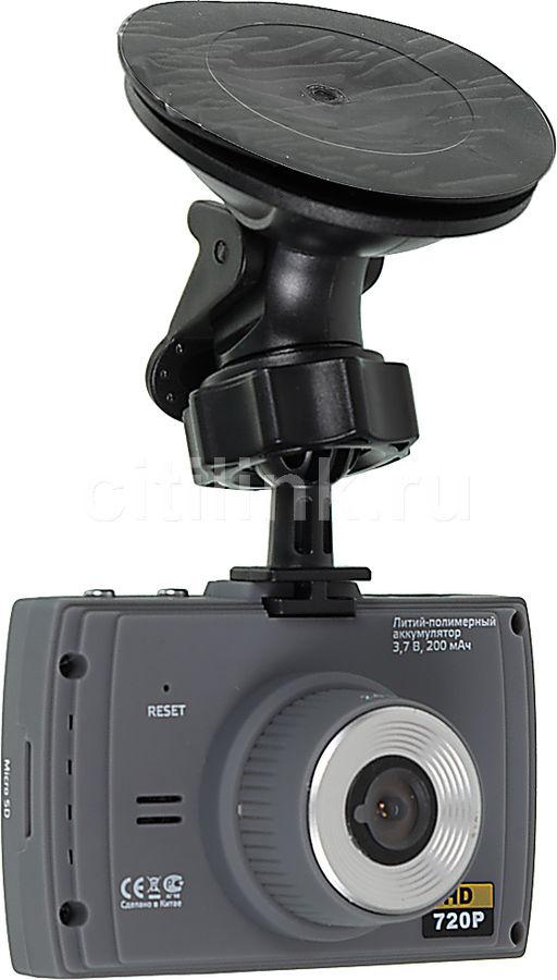 Видеорегистратор LEXAND LR-1000 серый